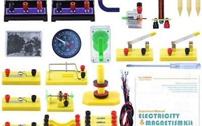 Teenii STEM Laboratorio di Fisica per Esperimenti con Circuiti di Base per…