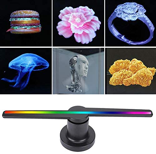 VBESTLIFE HD 3D 320 Lampada Perline 43CM pubblicità Proiettore, 768 * 768...