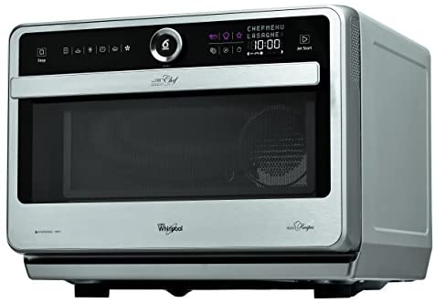 Whirlpool Microonde JT 479 IX Chef Premium termoventilato combinato, 33...