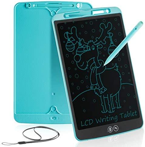 bhdlovely 12 Pollici LCD Scrittura Tablet - con Disegno Aritmetico e...