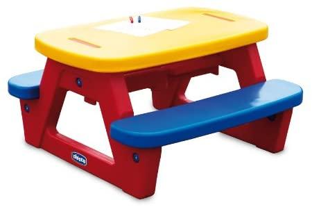 Chicco by Mondo 30700 - Giochi all'Aperto, Tavolino da gioco