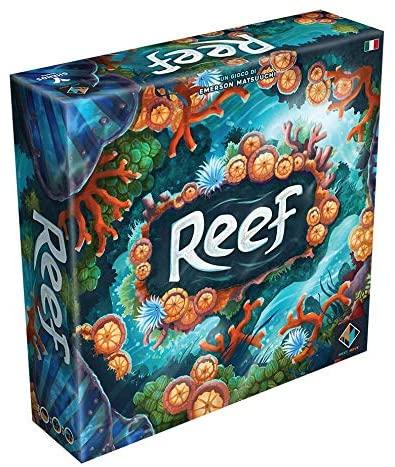 Ghenos Games - GHE095 - Reef, Gioco da Tavolo