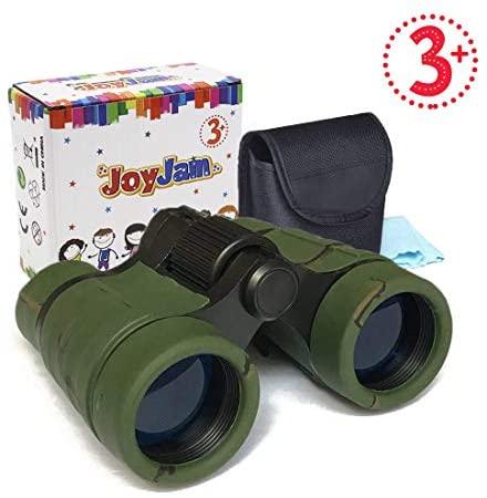 Giocattoli per Bambini Joy-Jam Binocolo Mini Kids Compatto Giocattoli...