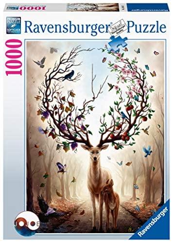 Ravensburger Puzzle - Cervo Magico, 15018 2