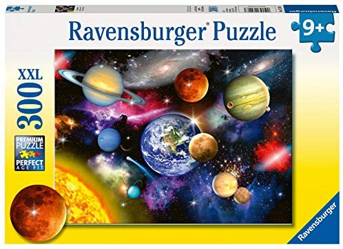 Ravensburger- Sistema Solare Puzzle per Bambini, Multicolore, 300 Pezzi,...