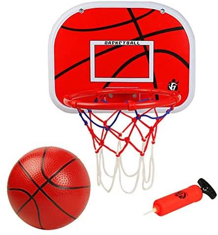 Symiu Canestro Basket Pallacanestro Tabellone Basket Giardino Giochi all...