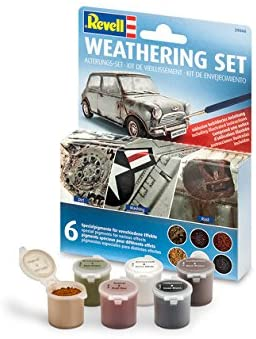 Weathering Set (6 Special PIGMENTS)
