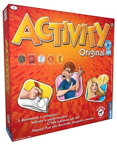 Giochi Uniti GU526 - Activity - Original