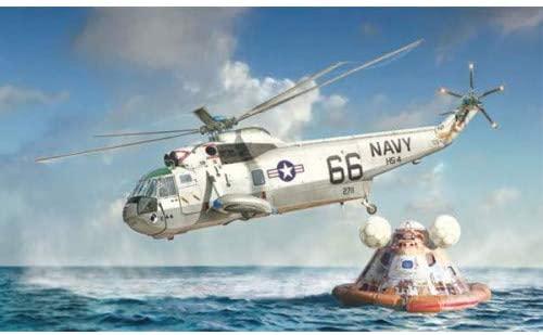 Italeri-1433 SH-3D Sea King Apollo Recovery Scala 1:72, modellismo, Model...