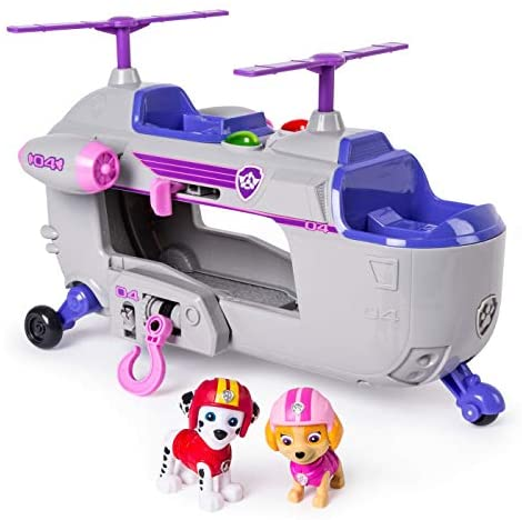 PAW PATROL – Ultimate Rescue – Skye's Ultimate Rescue Helicopter – Veicolo...