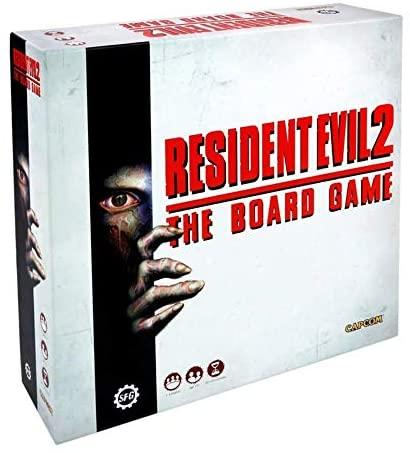 Steamforged Games SFRE2001 Resident Evil 2 - Gioco da tavolo, multicolore