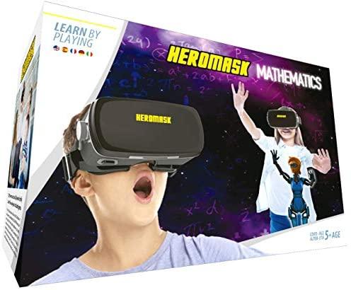 Visore VR Realta Virtuale + Gioco educativo bambini [Operazioni Matematica...