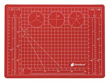 Humbrol- A4 Cutting Mat, AG9155