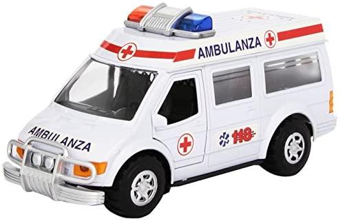 Teorema 61246 - Ambulanza con Luci e Suoni,