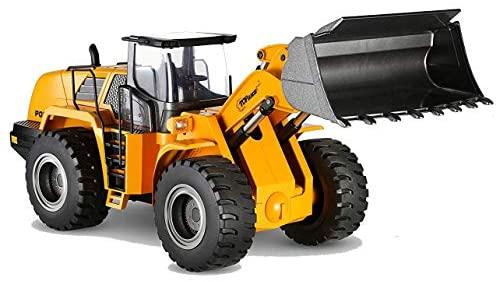 Top Race Modelli modellati di qualità Veicoli per trattori giocattolo per...