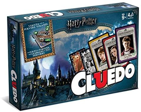 Winning Moves 02400 Gioco da Tavolo-Cluedo Harry Potter Edizione da...