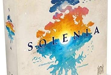 Asmodee- Solenia Gioco da Tavolo, Colore, 8861