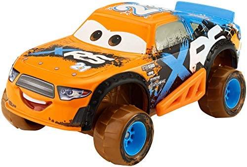 """Disney Cars XRS Mud Racing Ryan """"Inside"""" Laney, Veicolo Die-Cast,..."""