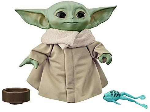 Star Wars - The Child (Peluche con Suoni ed Accessori tipici del...