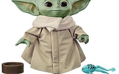 Star Wars – The Child (Peluche con Suoni ed Accessori tipici del…