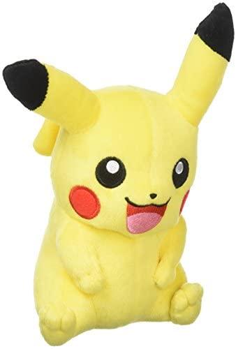 TOMY Peluche di Pikachu, Pokémon di Alta qualità, Peluche per Giocare e da...