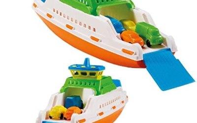 ADRIATIC Traghetto con Macchinine Barca in Plastica Gioco Estivo 147,…