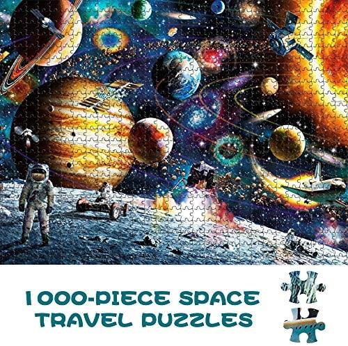 DIMU 1000 Pezzi di Puzzle per Adulti Regali di Compleanno per Bambini...