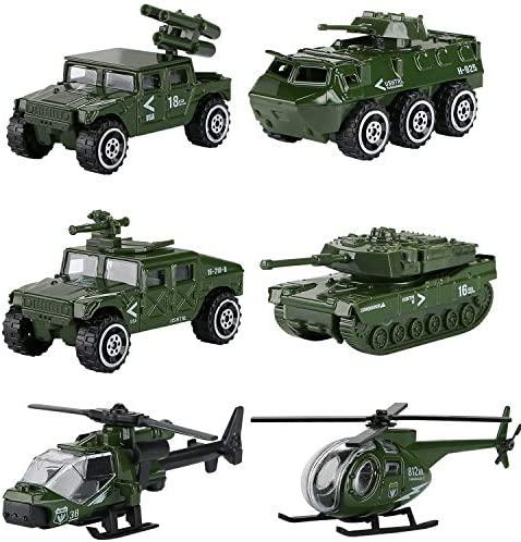 Hautton Veicolo Militare Giocattolo, Veicoli Militari Modellini Metallo...