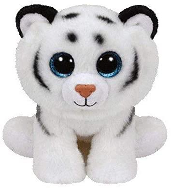 Tundra - Tigre Bianco di Peluche, 15 cm [Edizione: Germania]
