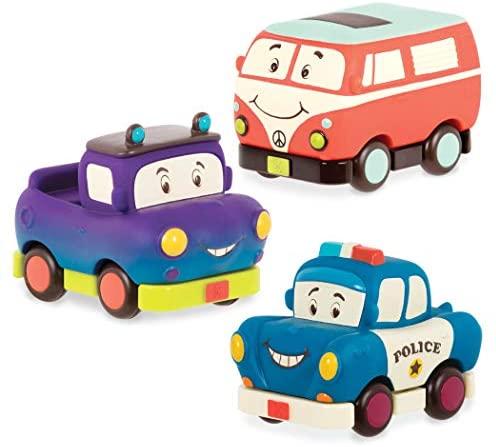B. Toys BX1909Z - Mini set di veicoli con trazione posteriore