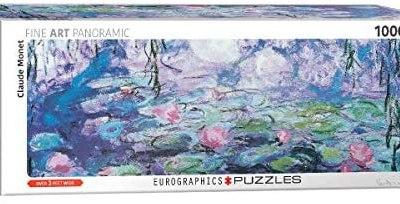 EuroGraphics 6010-4366 – Fiori per piante, colore: Viola e Verde