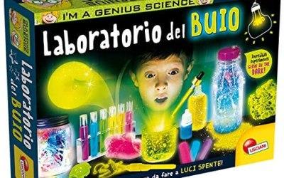 Lisciani Giochi- I'm a Genius La Scienza nel Buio Gioco Educativo,…
