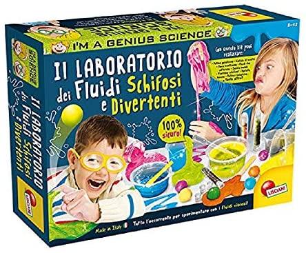 Liscianigiochi- I'm a Genius Science Gioco per Bambini Laboratorio dei...