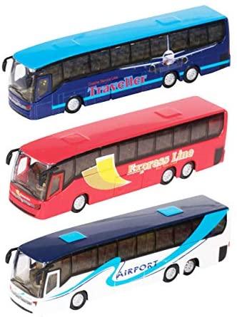 Teamsters - veicolo giocattolo, modellino di pullman, (Traveller, Airport,...