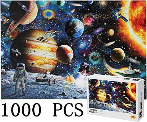 Upworld Mini Jigsaw Puzzle 1000 Pezzi per Adulti, Cartone e Puzzle Giochi...