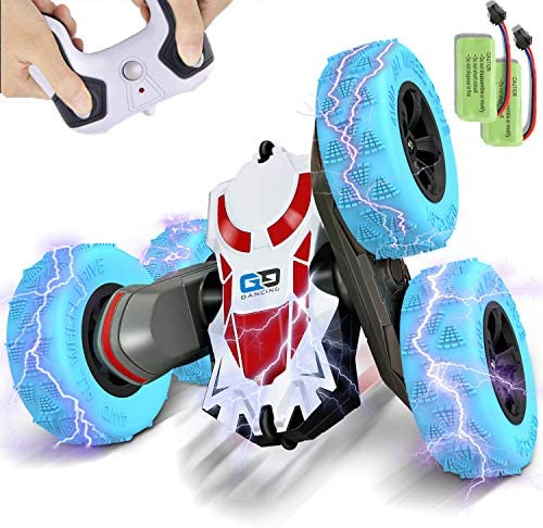 BEZGAR 4WD off Road Dual Double Sided Rotating 360 ° Flip Veicoli RC Auto...