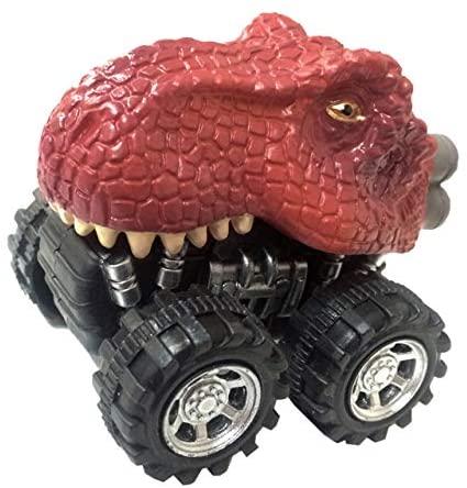 Deluxebase Zoomies Selvaggio - Dinosauro T-Rex Camion di Mostro...