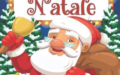 Libro di Attività NATALE: per Bambini 4-8 Anni – Libro Dei Giochi Educativi…