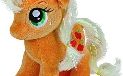 Peluche APPLEJACK 18cm da MY LITTLE PONY Mio Mini Pony UFFICIALE Ty