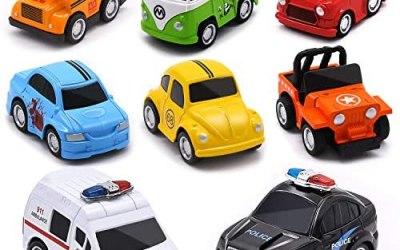 onehous Macchinine Giocattolo per Bambini, Mini Metallo Auto Giocattolo…