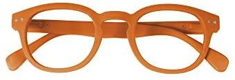 El Charro Occhiali da Lettura Modello Florida Arancione, Diottria +2 – 1…