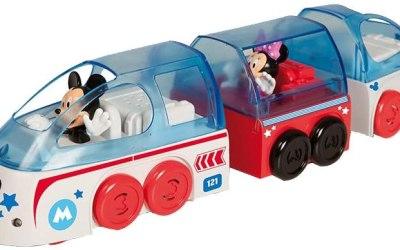 IMC Toys- Topolino e Gli Amici del Rally Disney Trenino Bump 'N' Beep RC,…