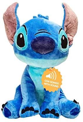 Play by Play Peluche Soft Stitch Disney con Suono 30cm - (460018232)