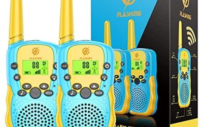 Toy zee Giocattoli Bambino 3-12 Anni, Walkie-talkie Giochi Bambini 3-12…