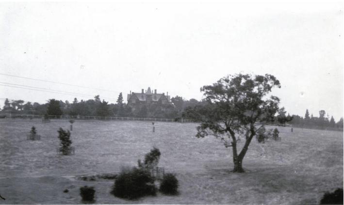 North Park Estate in 1906
