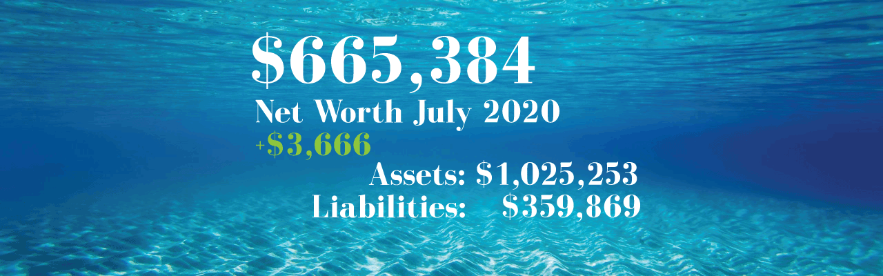 Net Worth: 2020.07