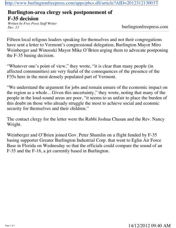 Burlington_area_clergy_seek_postponement_of_F_35_decision-1