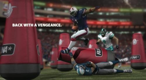 Backbreacker Vengeance