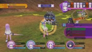 neptunia victory battle