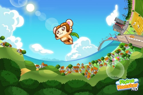 Flying-Hamster-HD-Artwork